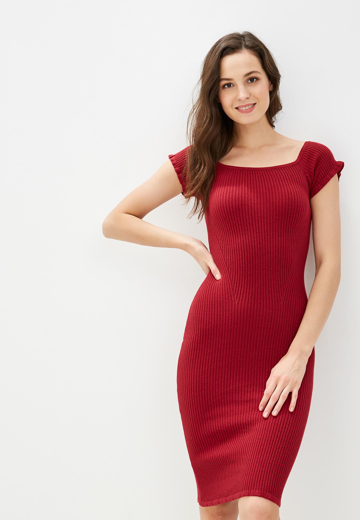 Платье Knitman  за 1 500 ₽. в интернет-магазине Lamoda.ru