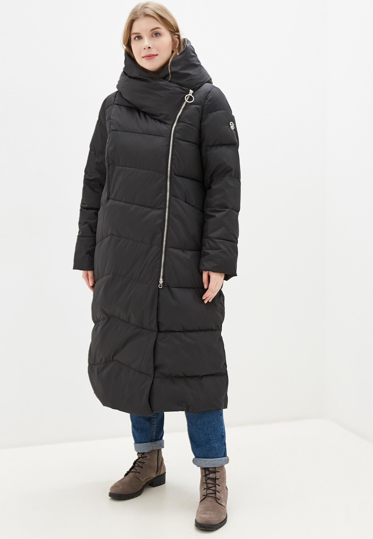 Куртка утепленная, Tom Farr, цвет: черный. Артикул: MP002XW1F220. Одежда / Верхняя одежда
