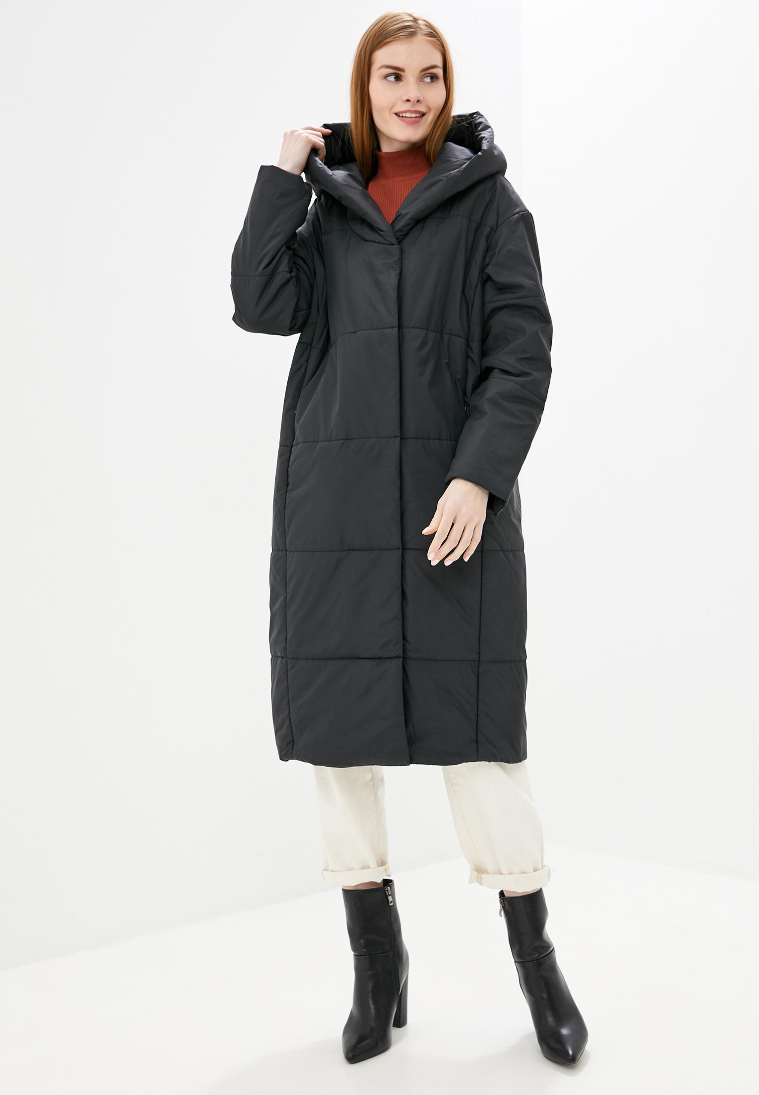 Куртка утепленная, Tom Farr, цвет: черный. Артикул: MP002XW1GEID. Одежда / Верхняя одежда