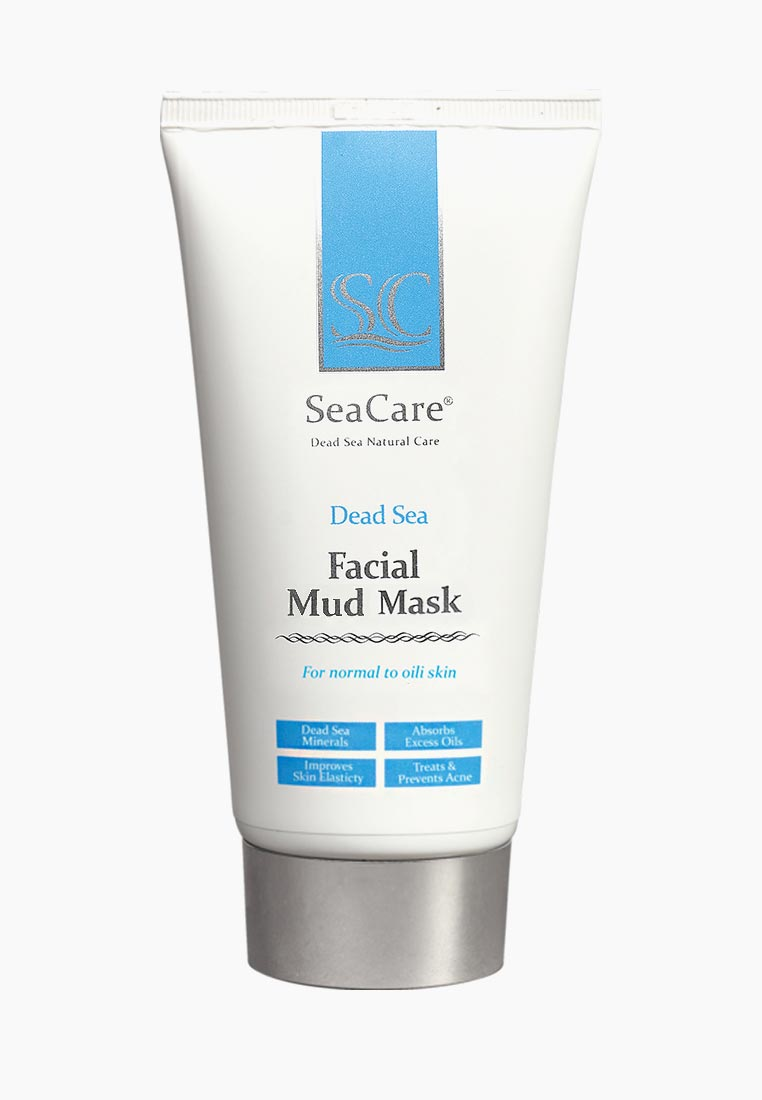 SeaCare Маска для лица омолаживающая грязевая с минералами Мертвого Моря и растительными экстрактами 150 мл