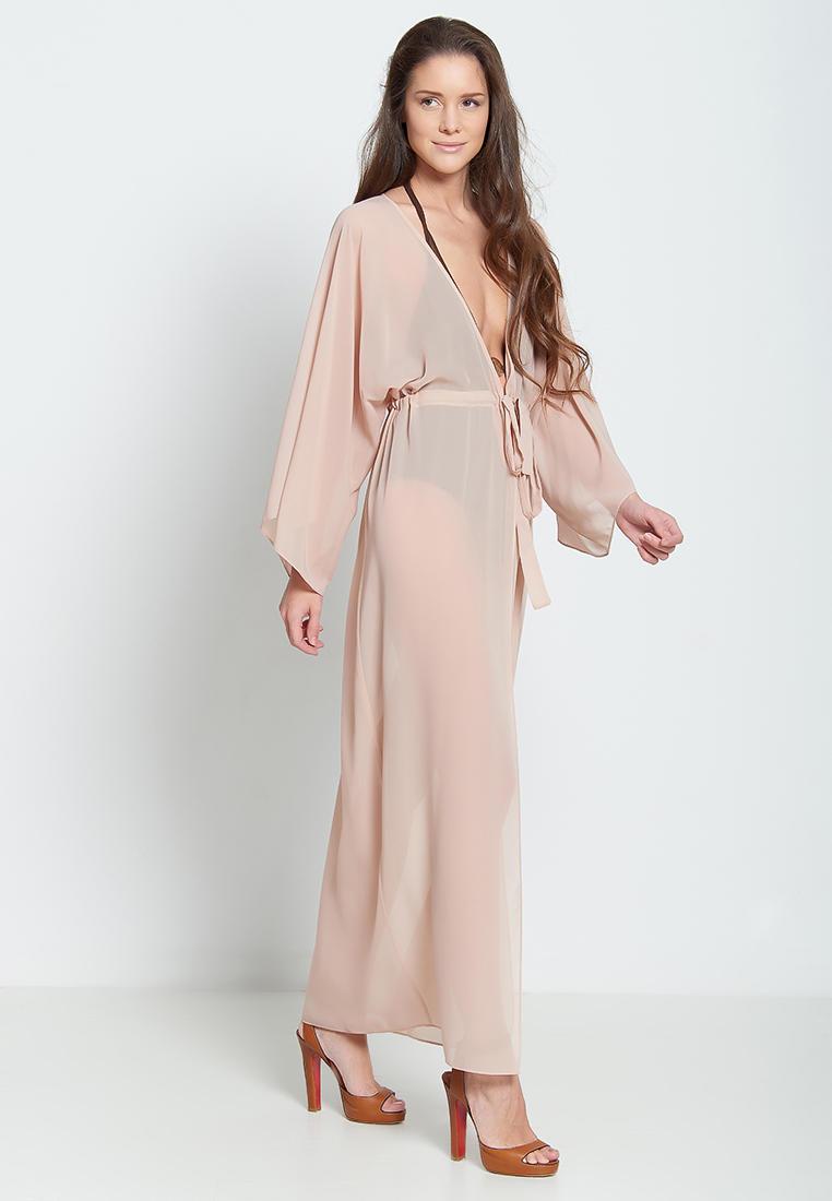 Платье пляжное Donatello Viorano за 1 991 ₽. в интернет-магазине Lamoda.ru