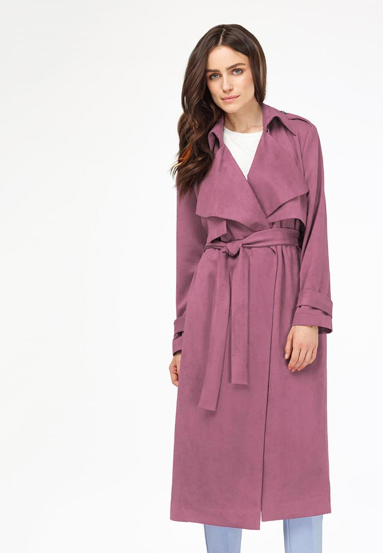 Плащ, Masha Mart, цвет: розовый. Артикул: MP002XW1IIK6. Одежда