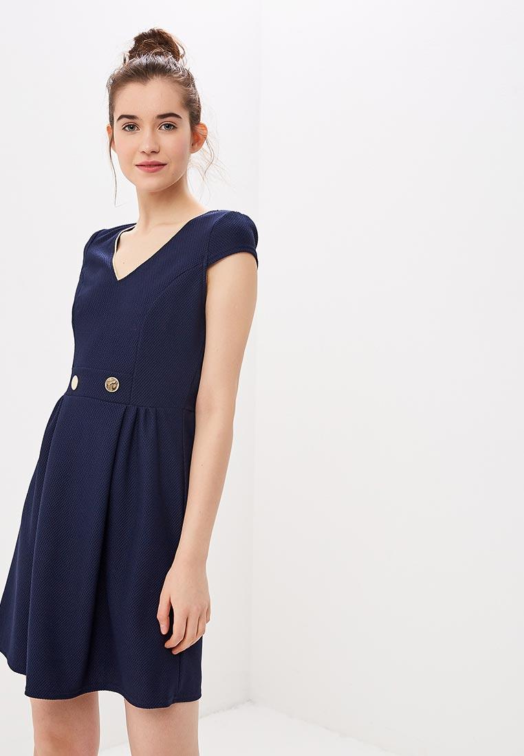 8110f5e82ef0 Платье Naf Naf купить за 2 150 руб NA018EWENVX1 в интернет-магазине ...