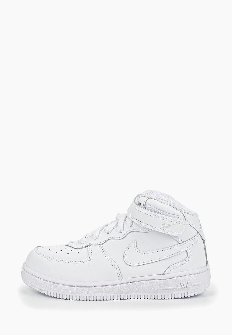 Nike Кеды BOYS' AIR FORCE 1 MID (TD) TODDLER SHOE