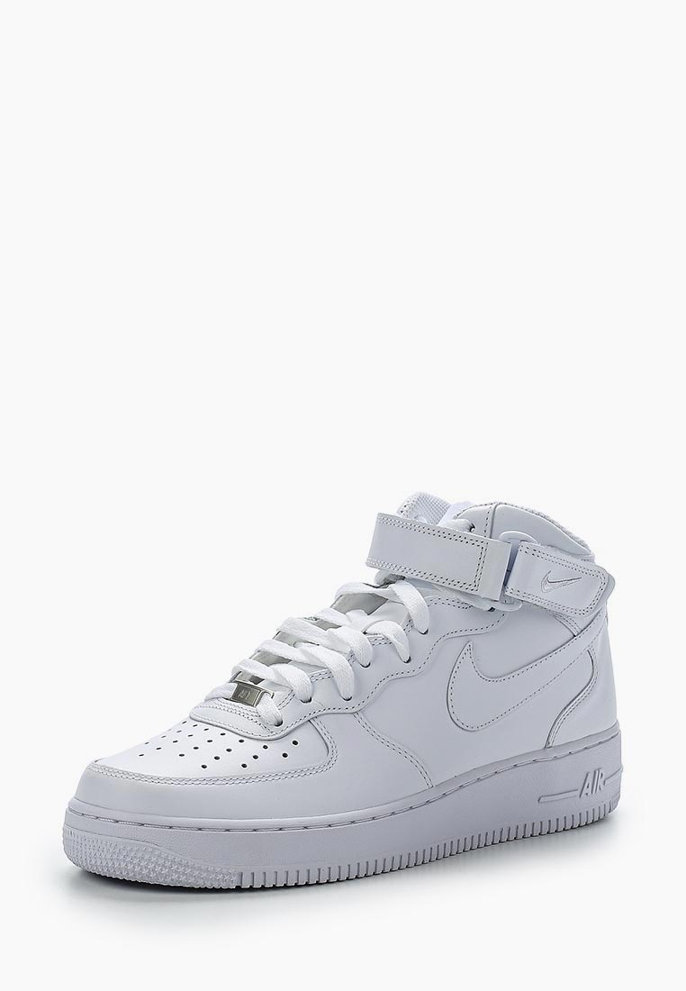 86cddaaf Кроссовки Nike Air Force 1 Mid 07 Men's Shoe купить за 284.00 р ...