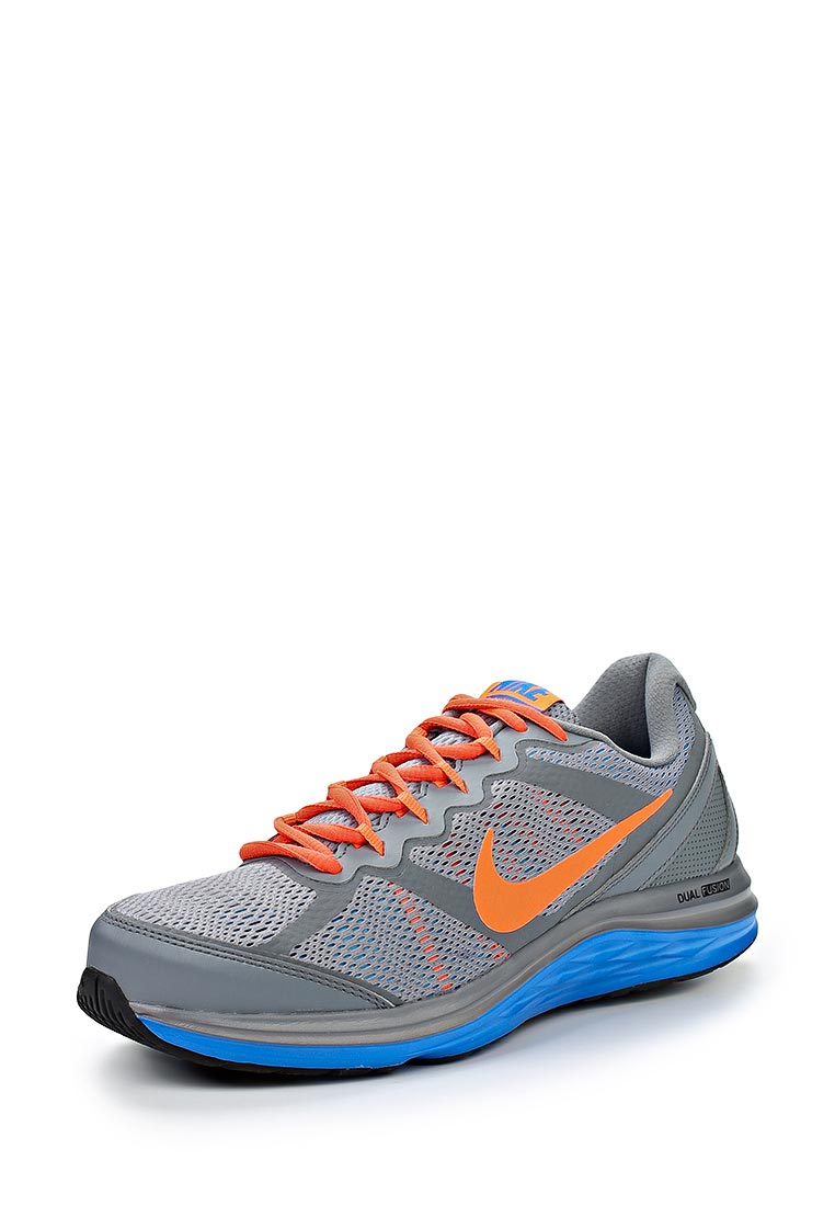 0060a6ac Кроссовки Nike NIKE DUAL FUSION RUN 3 MSL купить за 2 590 руб ...
