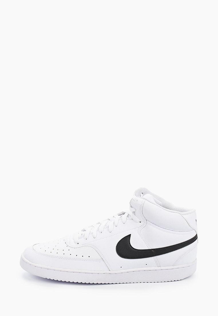 Кеды Nike NIKE COURT VISION MID за 5 756 ₽. в интернет-магазине Lamoda.ru