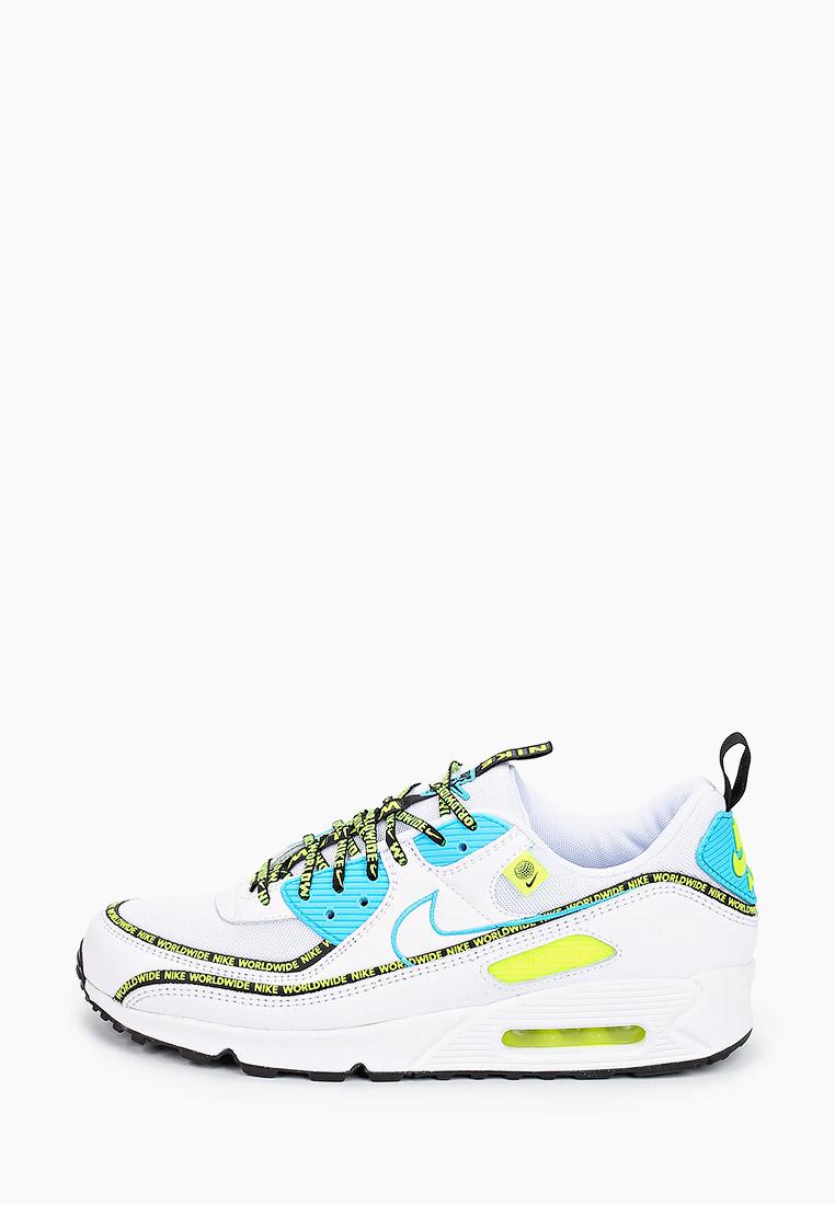Кроссовки Nike AIR MAX 90 SE за 7 112 ₽. в интернет-магазине Lamoda.ru