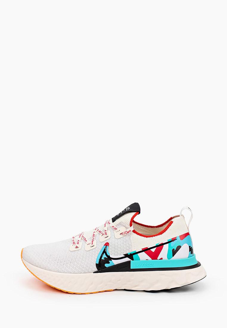Кроссовки Nike NIKE REACT INFINITY RUN FK AS за 11 240 ₽. в интернет-магазине Lamoda.ru