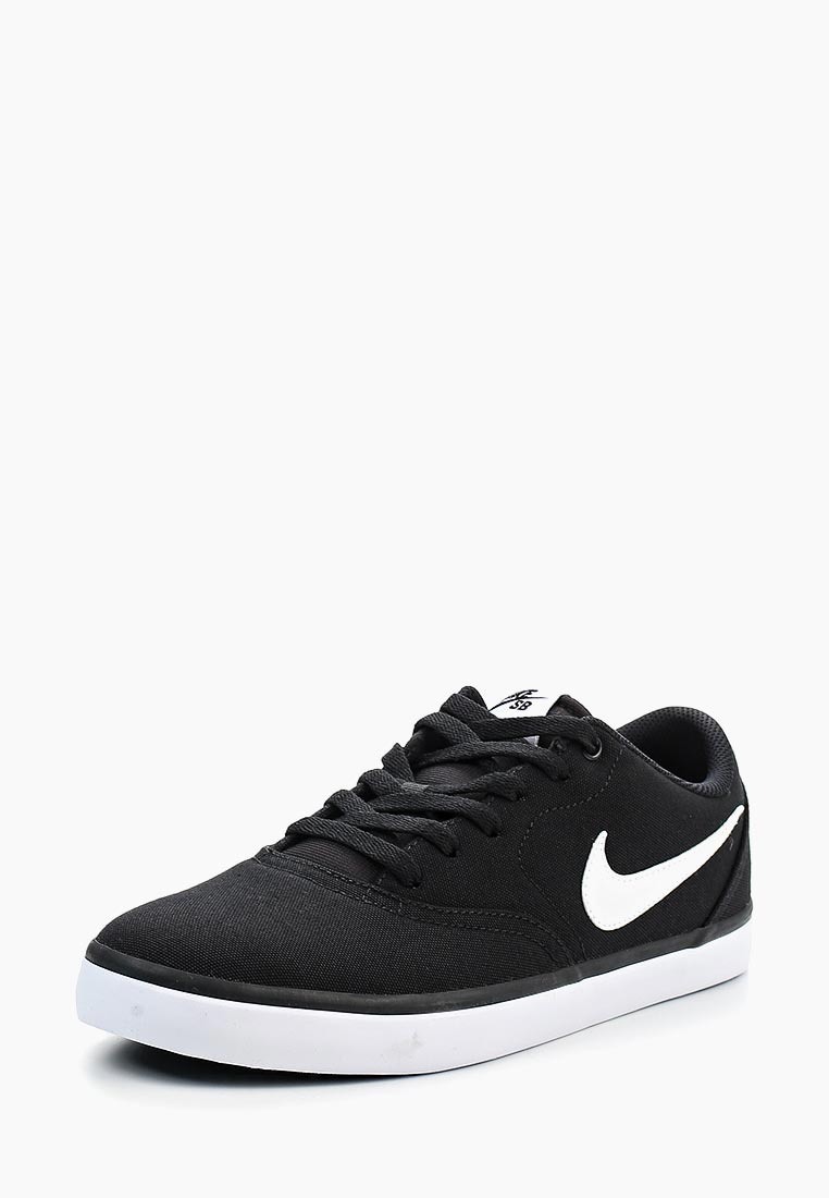 Кеды Nike Men's SB Check Solarsoft Canvas Skateboarding Shoe
