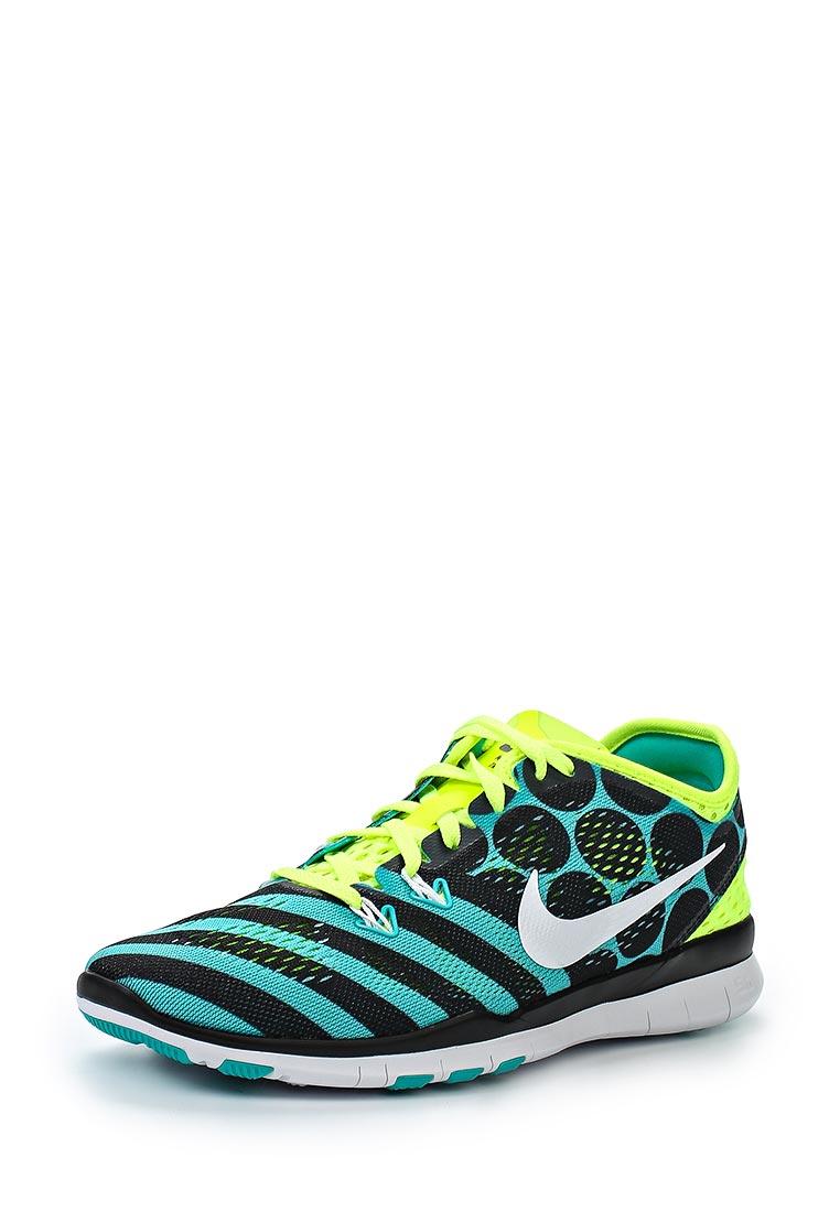 2457a68b Кроссовки Nike WMNS NKE FREE 5.0 TR FIT 5 PRT купить за 3 290 руб ...