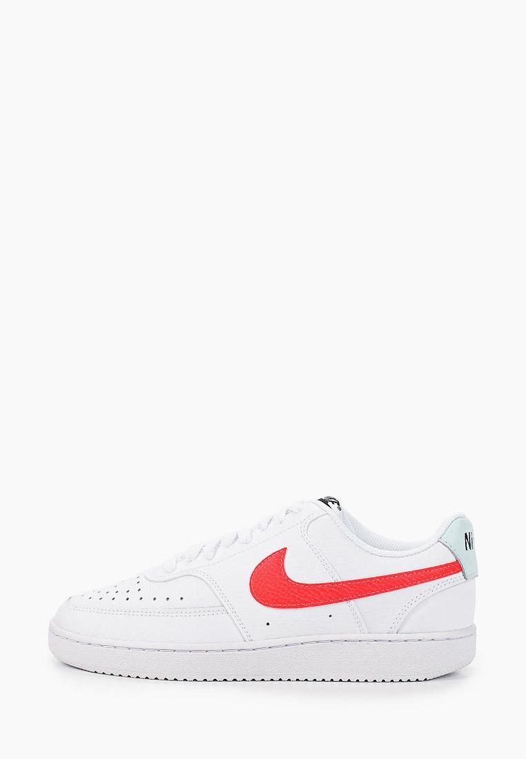 Кеды Nike WMNS NIKE COURT VISION LOW за 3 999 ₽. в интернет-магазине Lamoda.ru