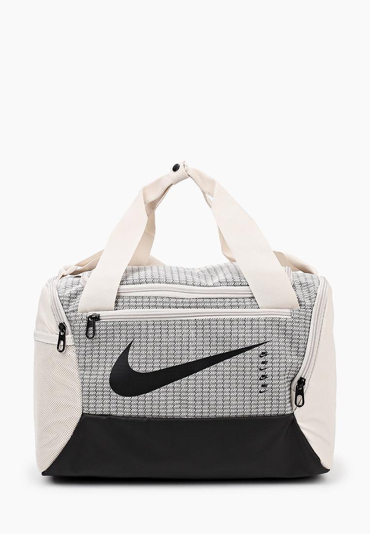 Сумка спортивная Nike NK BRSLA XS DUFF-9.0 MTRL SU20 за 1 899 ₽. в интернет-магазине Lamoda.ru