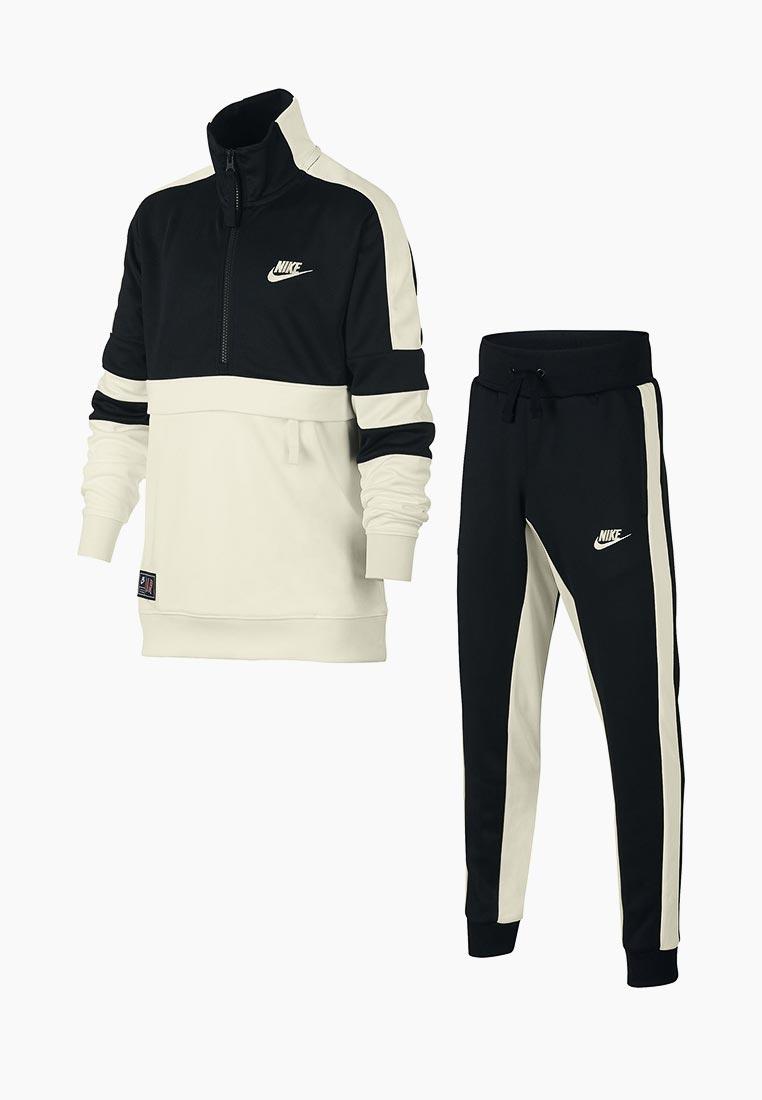 a3c0037e Костюм спортивный Nike Air Big Kids' (Boys') Tracksuit купить за 5 490 руб  NI464EBDSIO9 в интернет-магазине Lamoda.ru