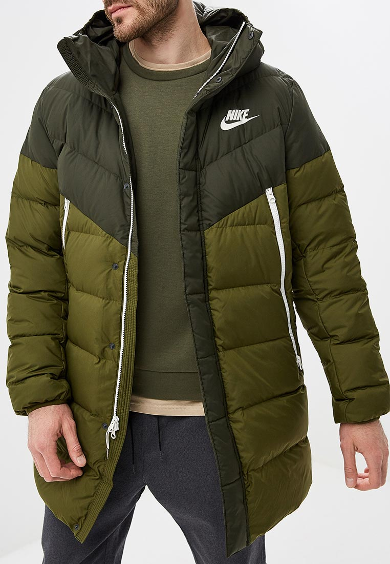 Пуховик Nike Sportswear Windrunner Men's Down Fill Parka ...