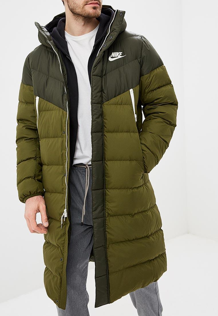 f199abfe Пуховик Nike Sportswear Windrunner Men's Down Fill Parka купить за 9 750  руб NI464EMCWJW1 в интернет-магазине Lamoda.ru