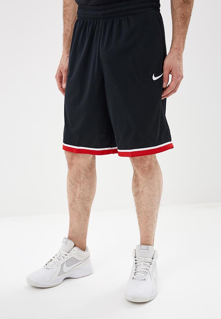 Шорты спортивные Nike DRI-FIT CLASSIC MEN'S BASKETBALL SHORTS за 2 799 ₽. в интернет-магазине Lamoda.ru