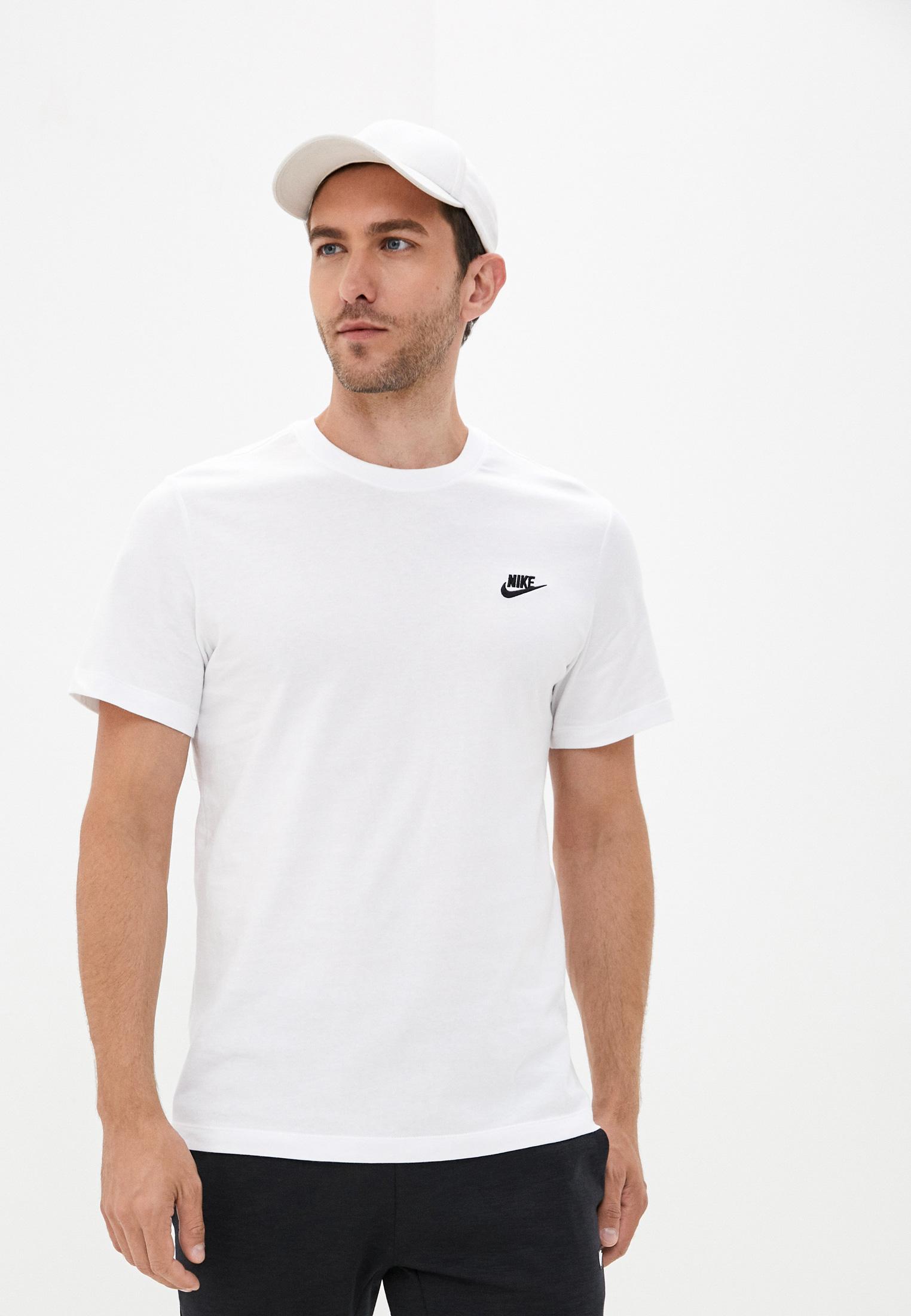 Nike Футболка SPORTSWEAR CLUB MEN'S T-SHIRT