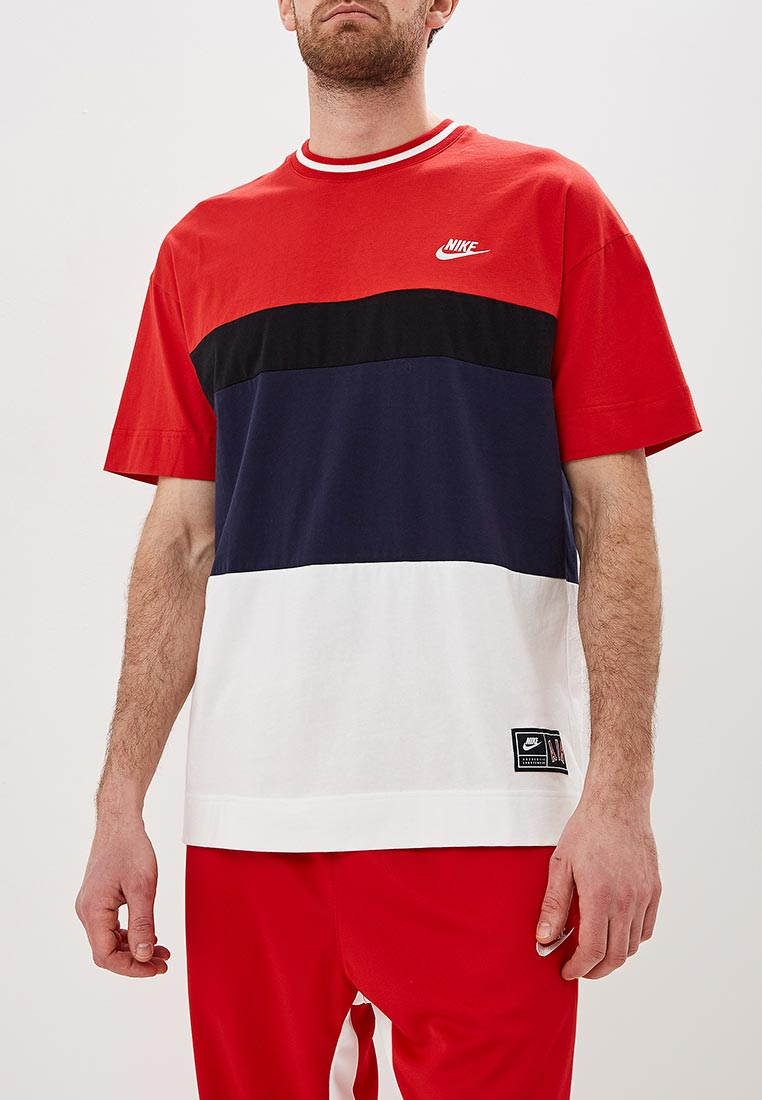 Футболка Nike M NSW NIKE AIR TOP SS