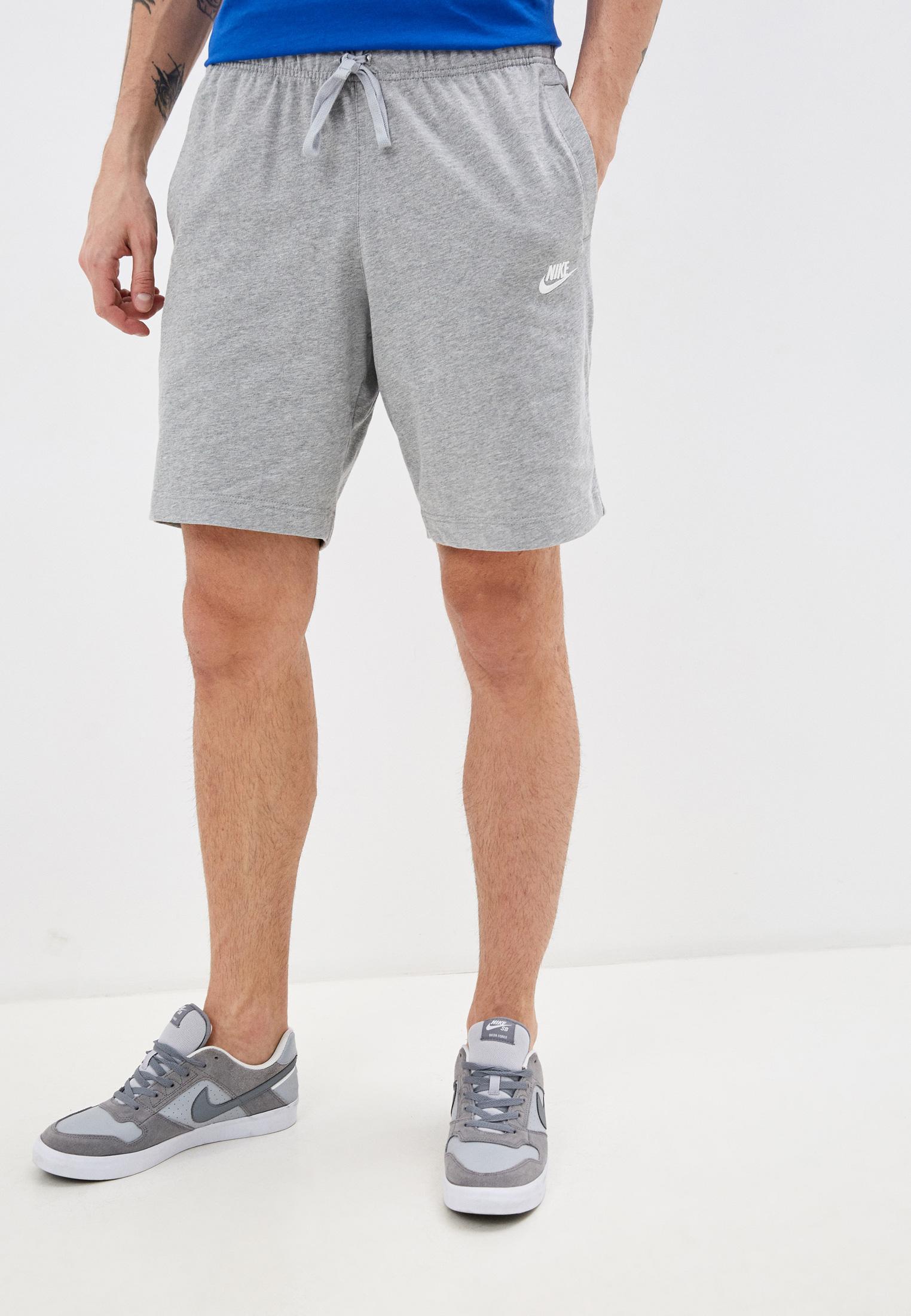 Шорты спортивные Nike M NSW CLUB SHORT JSY за 1 860 ₽. в интернет-магазине Lamoda.ru
