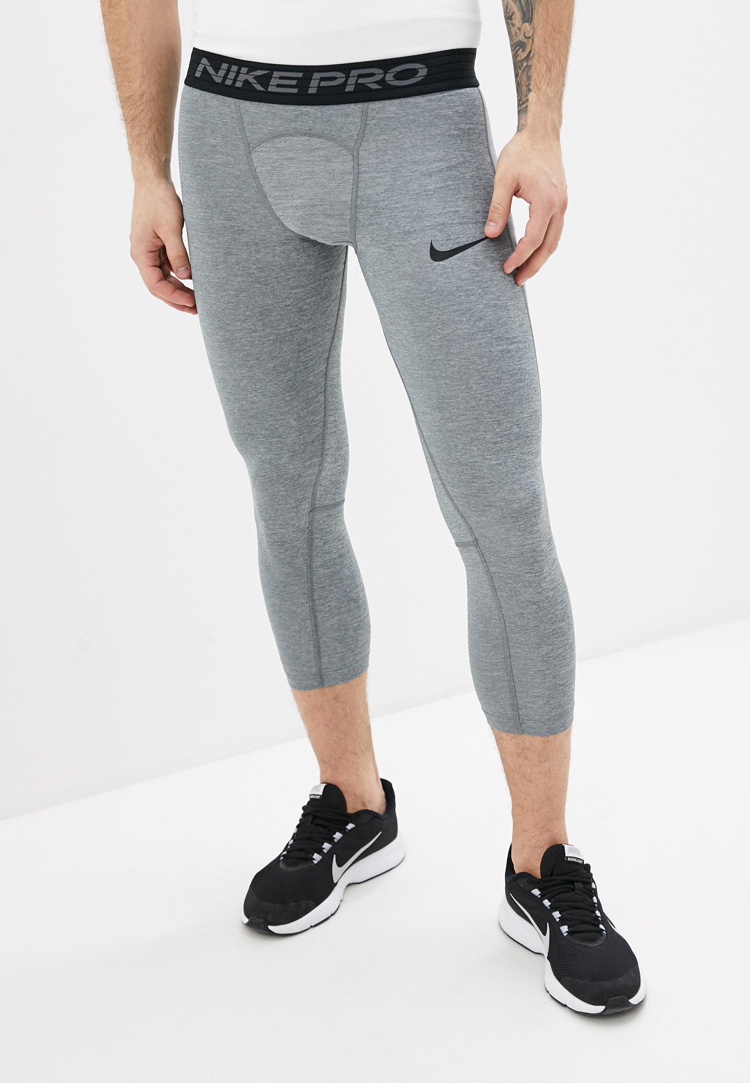 Тайтсы Nike M NP TGHT 3QT за 2 230 ₽. в интернет-магазине Lamoda.ru