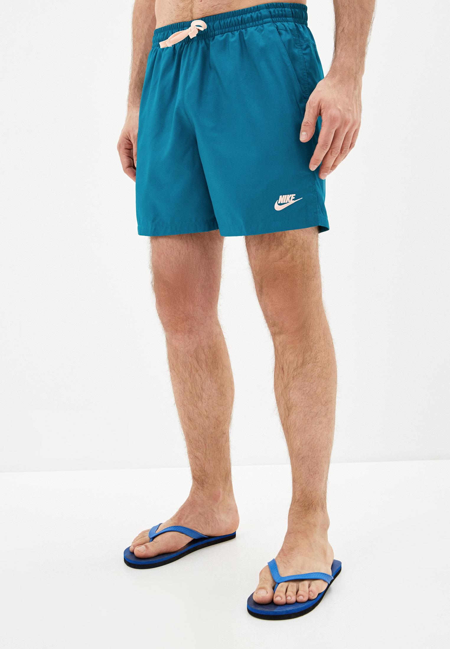 Шорты для плавания Nike M NSW CE SHORT WVN FLOW за 2 399 ₽. в интернет-магазине Lamoda.ru
