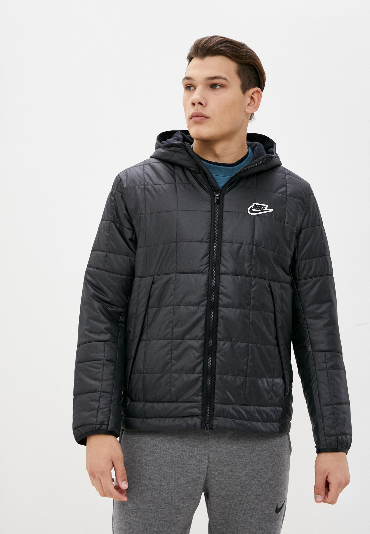 Куртка утепленная Nike M NSW SYN FIL JKT FLEECE LND за 8 499 ₽. в интернет-магазине Lamoda.ru