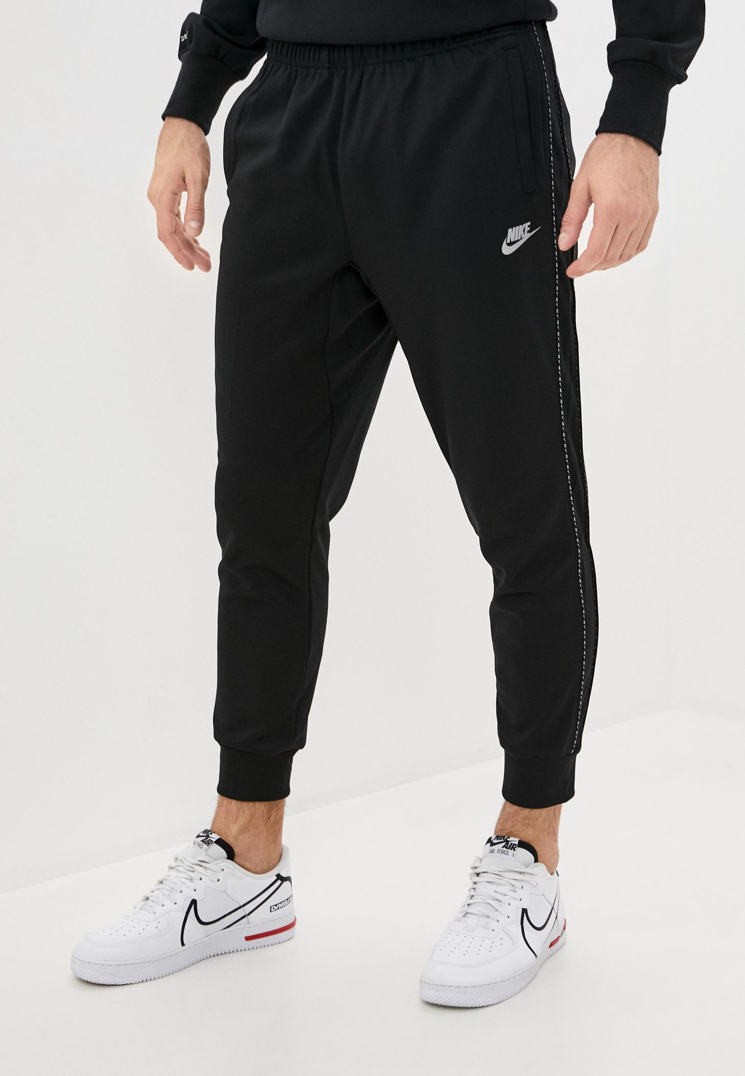 Брюки спортивные Nike M NSW REPEAT PK JGGR за 3 799 ₽. в интернет-магазине Lamoda.ru
