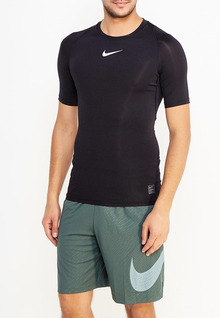 3592d182 Футболка компрессионная Nike Men's Pro Top купить за 2 390 руб NI464EMUGU46  в интернет-магазине Lamoda.ru