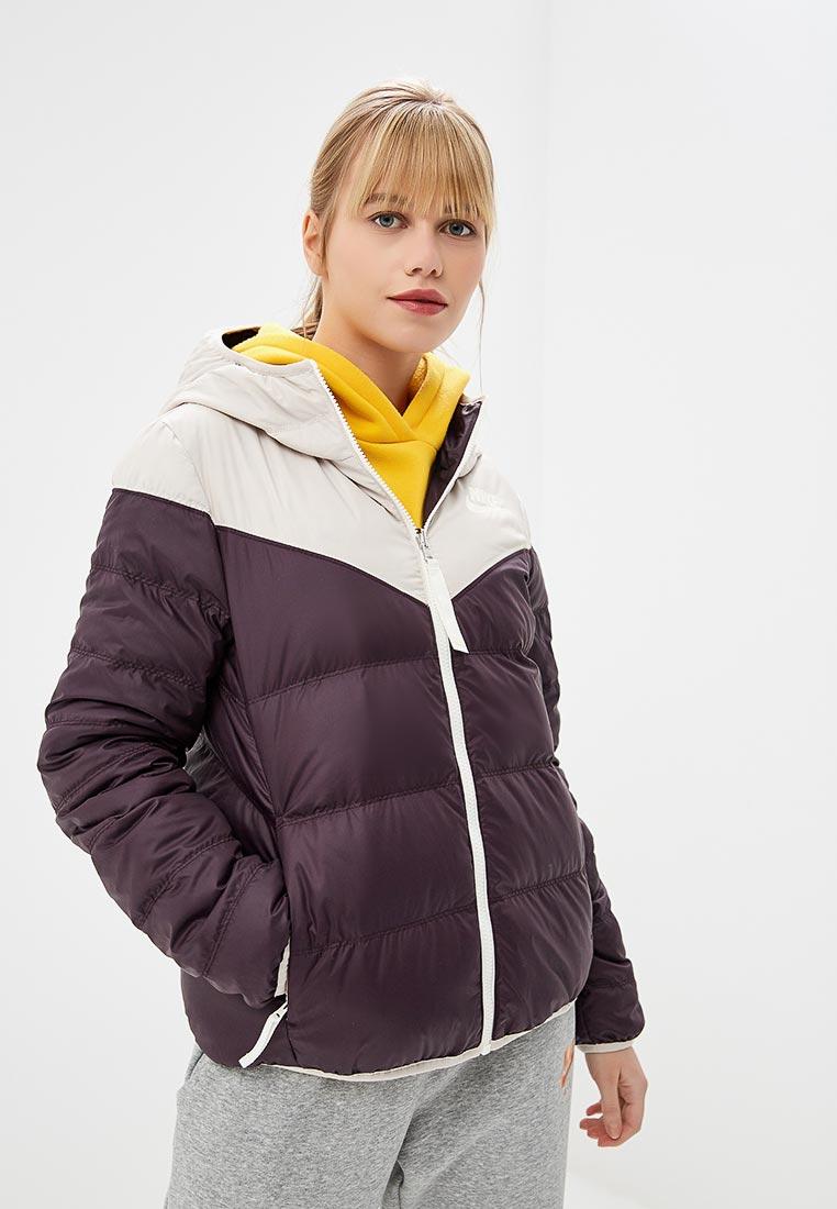 52b1b997 Пуховик Nike Sportswear Windrunner Down Fill Women's Reversible Jacket
