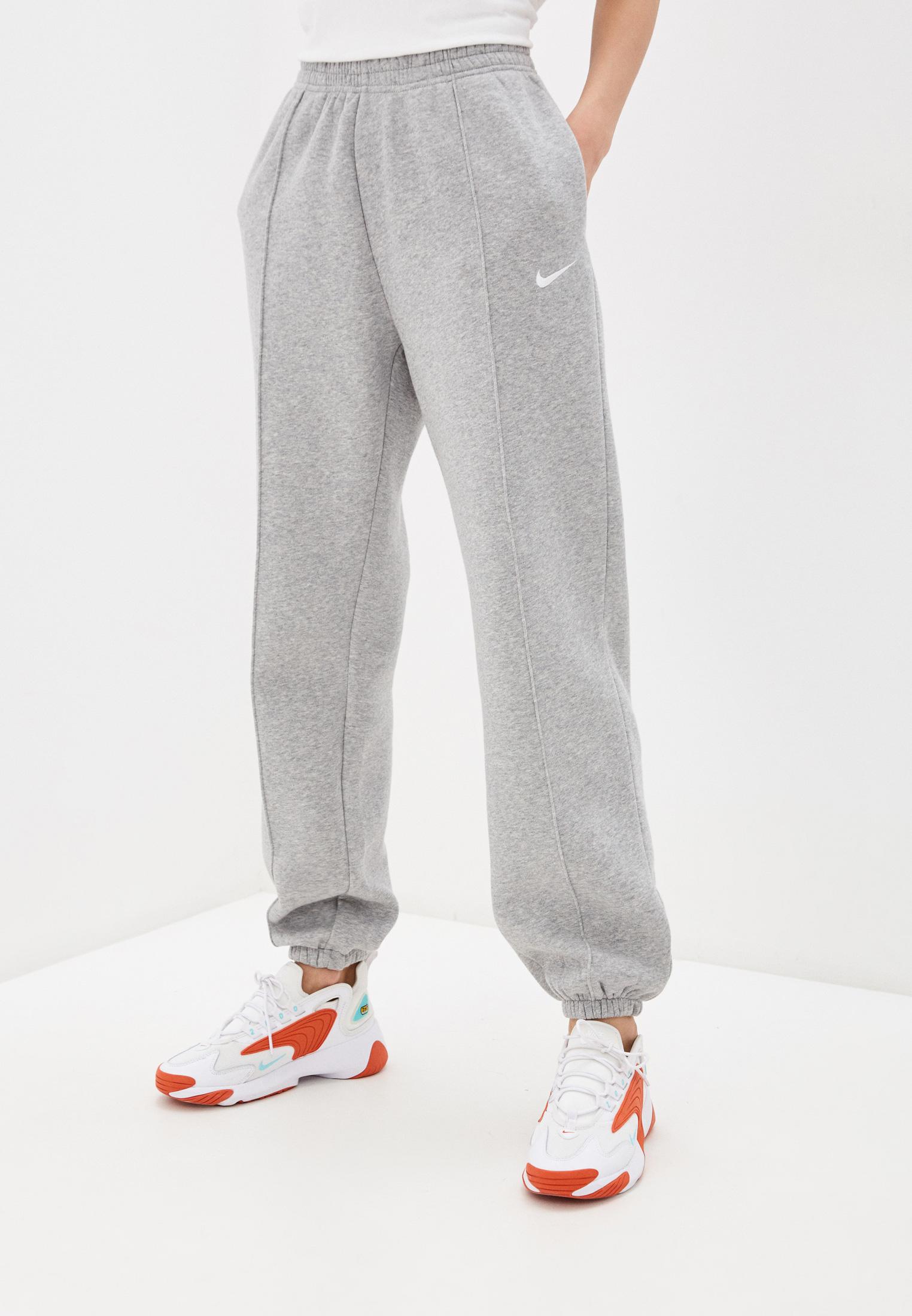 Брюки спортивные Nike W NSW PANT FLC TREND купить за 3 699 ₽ в интернет-магазине Lamoda.ru