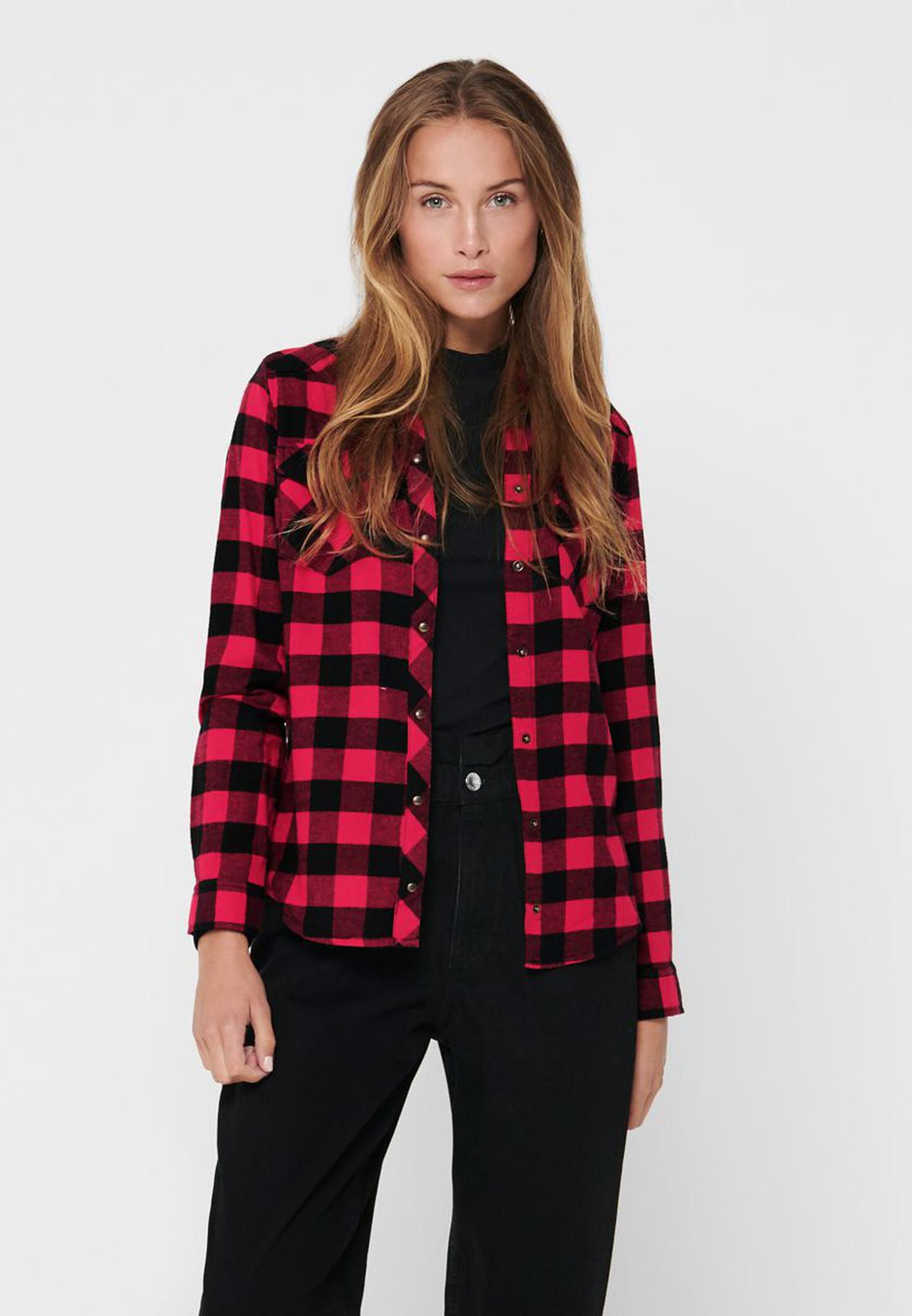 Рубашка Only за 3 399 ₽. в интернет-магазине Lamoda.ru