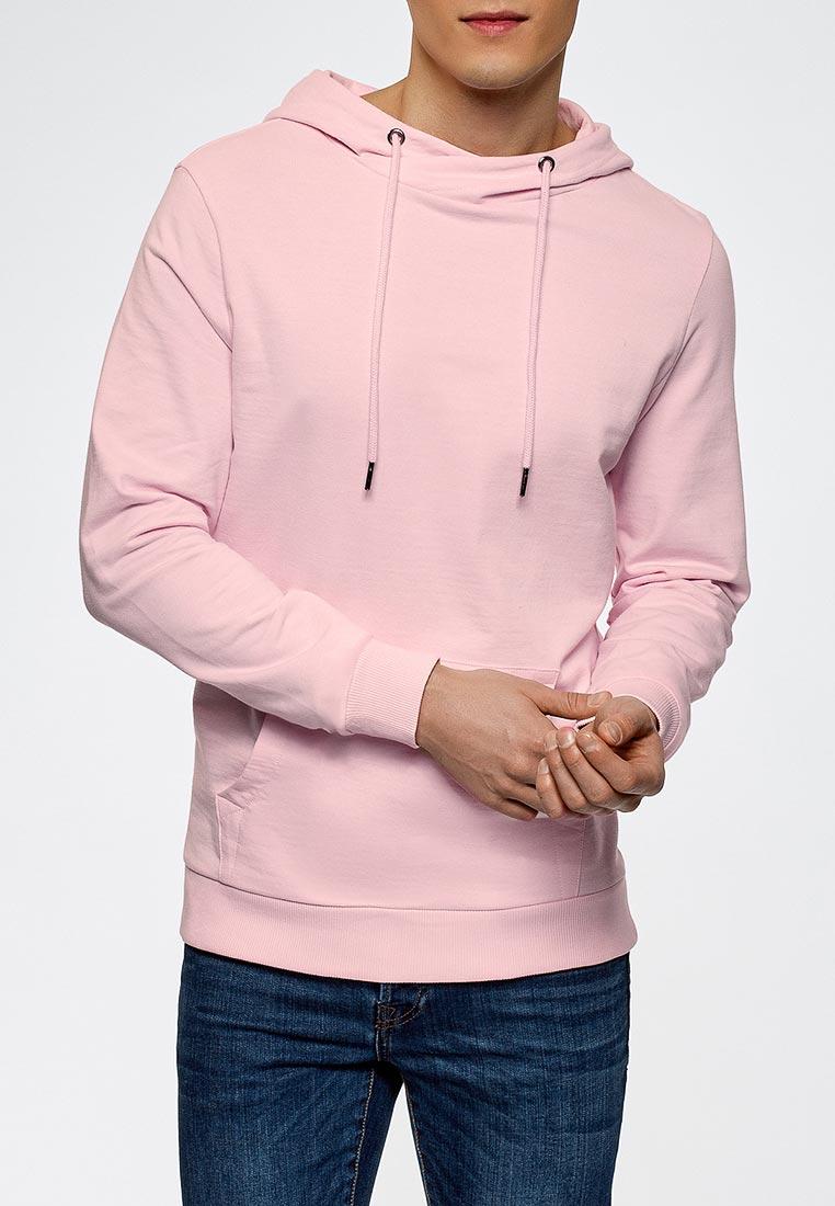 пацан в розовом худи