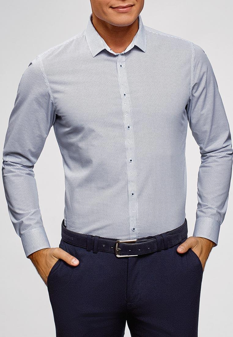 купить приталенную рубашку мужскую