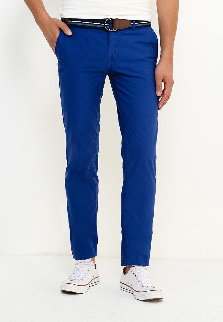 купить темно синие брюки