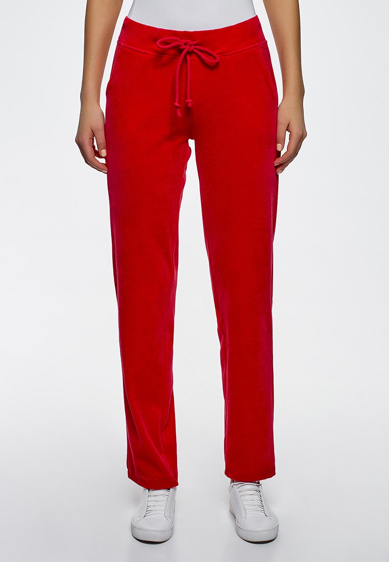 купить красные спортивные штаны