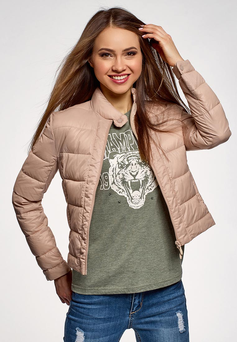 Wählen Sie eine modische Jacke