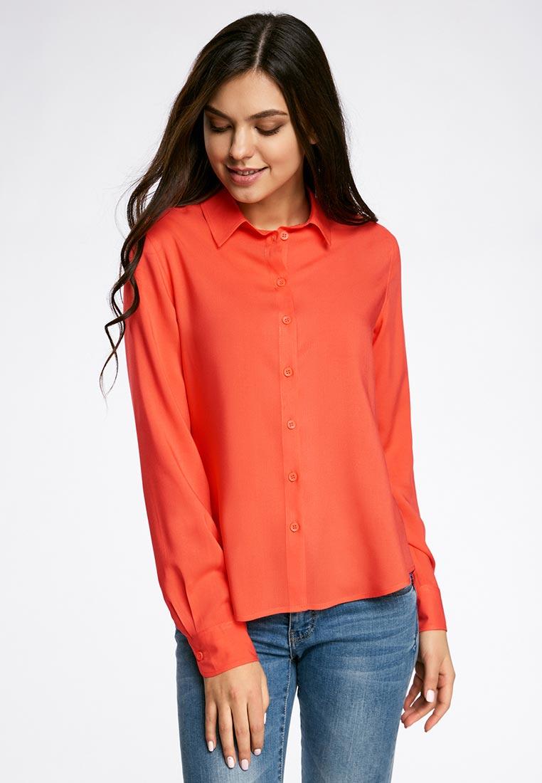 Рубашка oodji купить за 559 ₽ в интернет-магазине Lamoda.ru