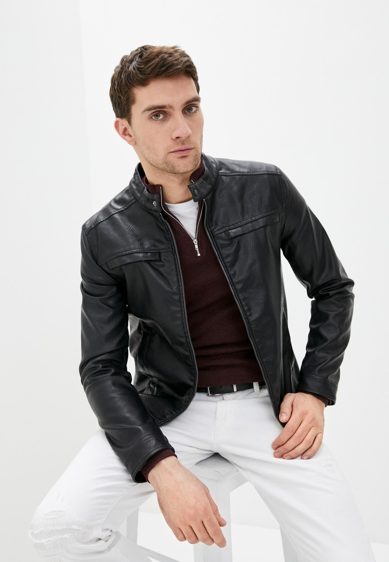 OVS Куртка кожаная