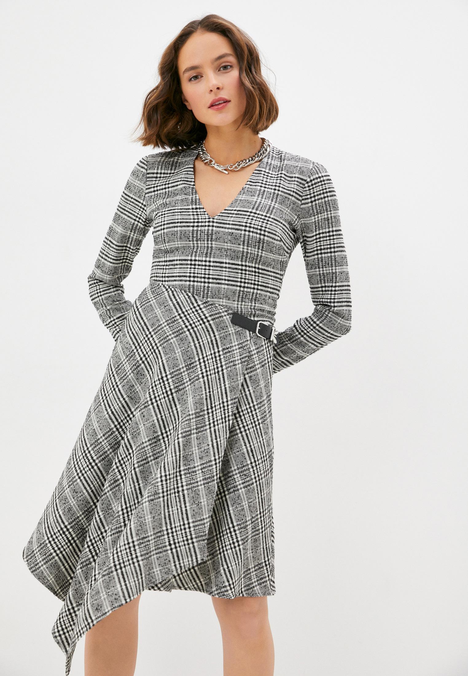 Платье Patrizia Pepe за 33 500 ₽. в интернет-магазине Lamoda.ru