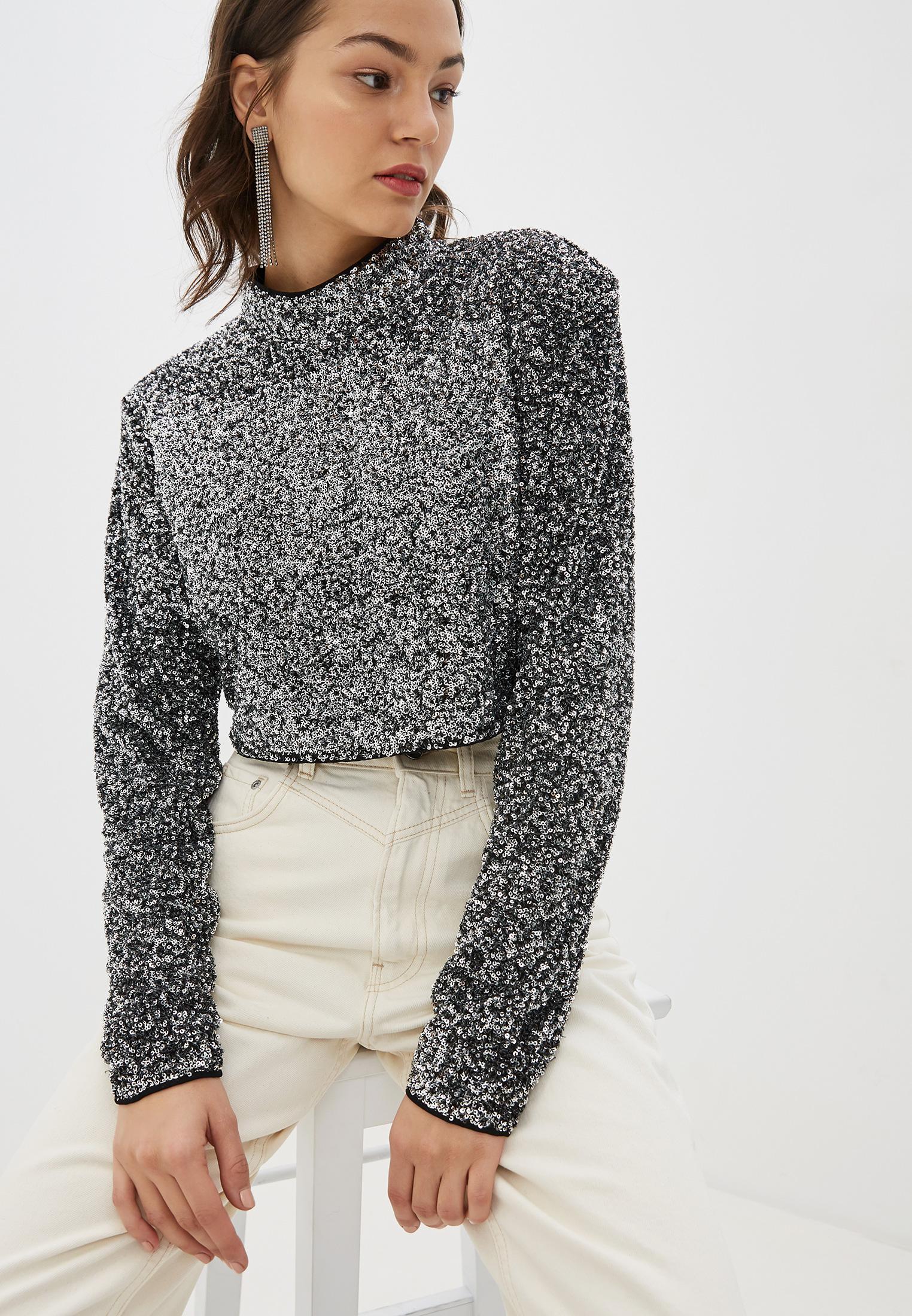 Блуза Pepe Jeans Dua Lipa купить за 5 817 ₽ в интернет-магазине Lamoda.ru