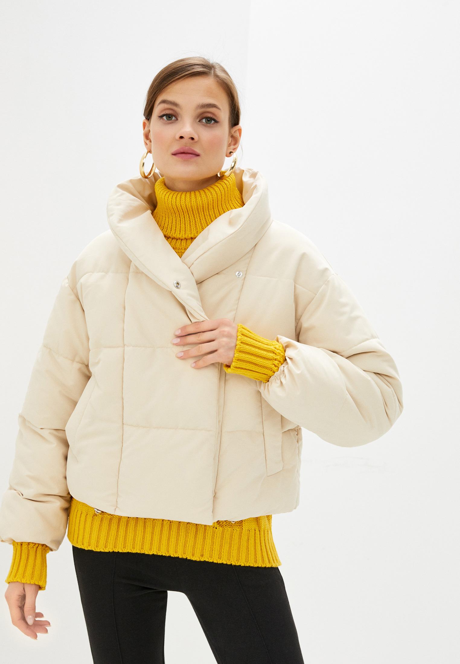 Куртка утепленная Pieces за 5 899 ₽. в интернет-магазине Lamoda.ru