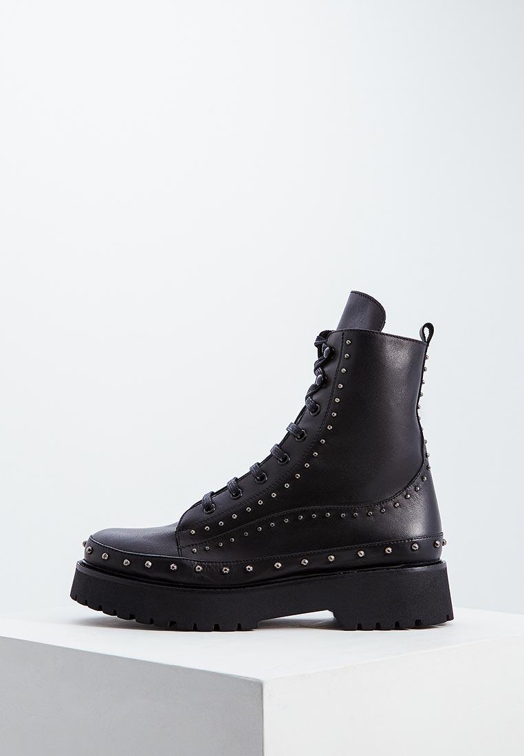 Ботинки Pinko купить за 22 610 ₽ в интернет-магазине Lamoda.ru
