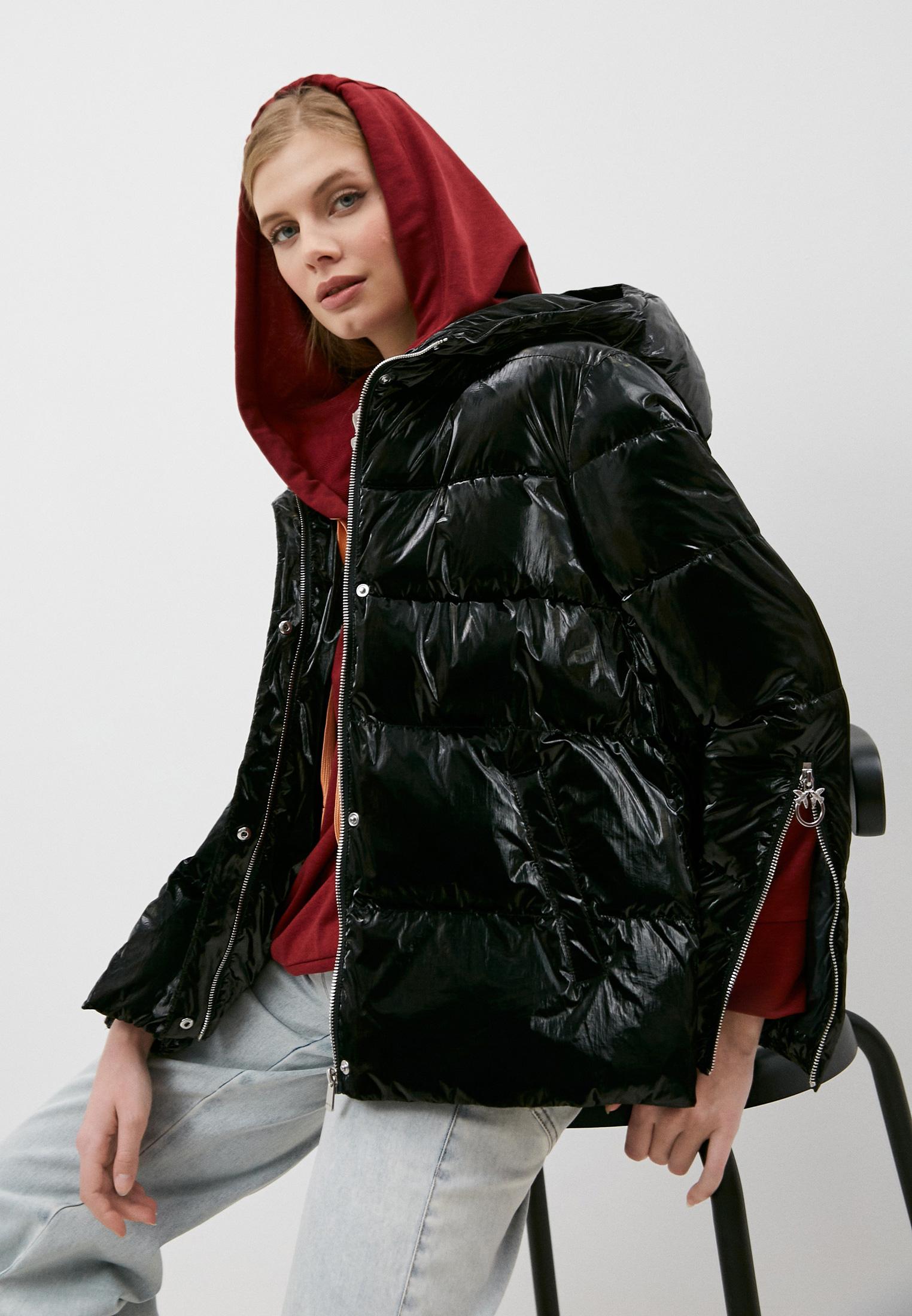 Куртка утепленная Pinko за 38 400 ₽. в интернет-магазине Lamoda.ru