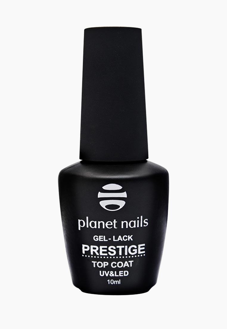 """Гель-лак для ногтей Planet Nails 12502 """"PRESTIGE"""" - TOP без липкого слоя, 10 мл купить за 26.00 р. в интернет-магазине Lamoda.by"""