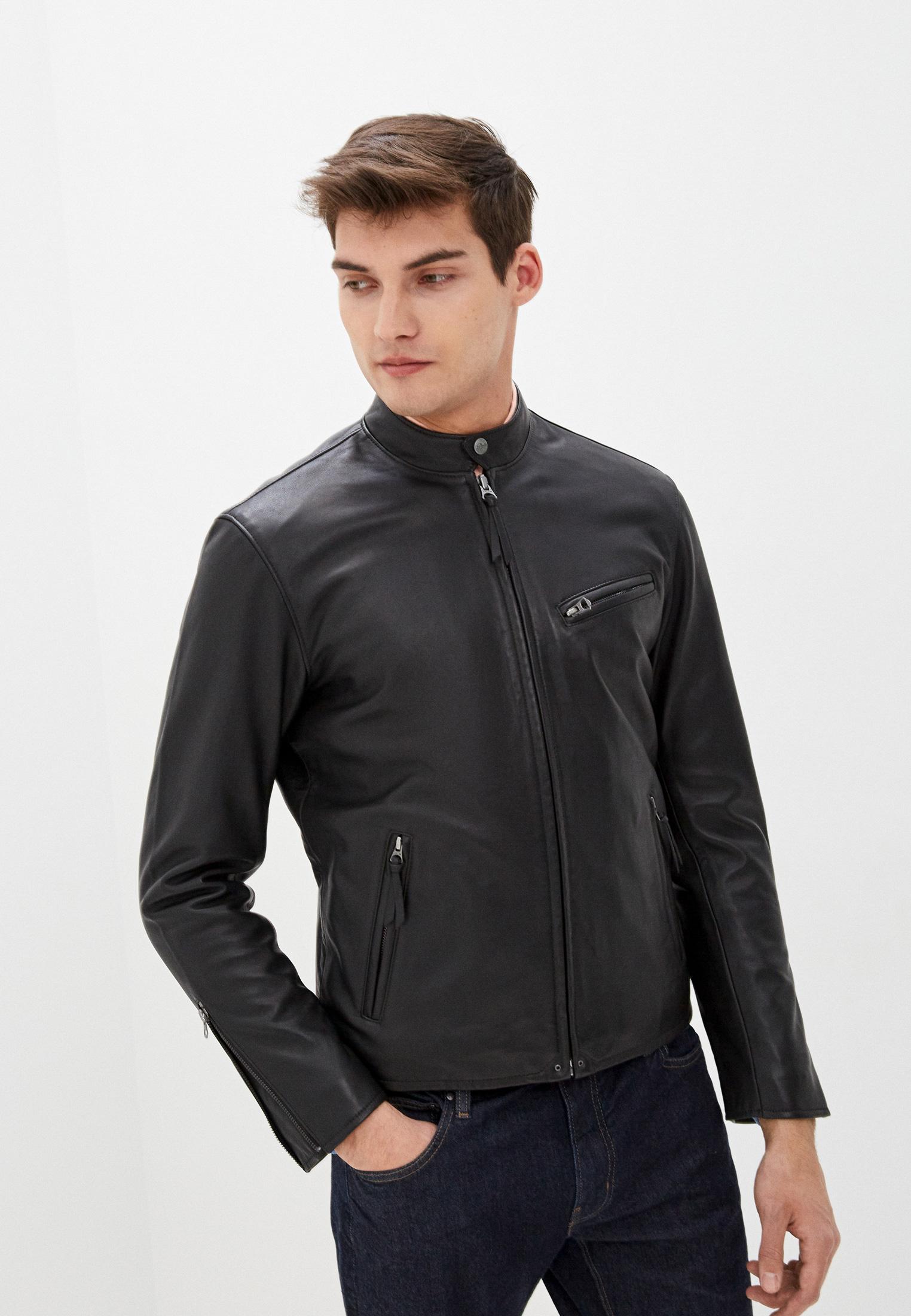 Polo Ralph Lauren Куртка кожаная