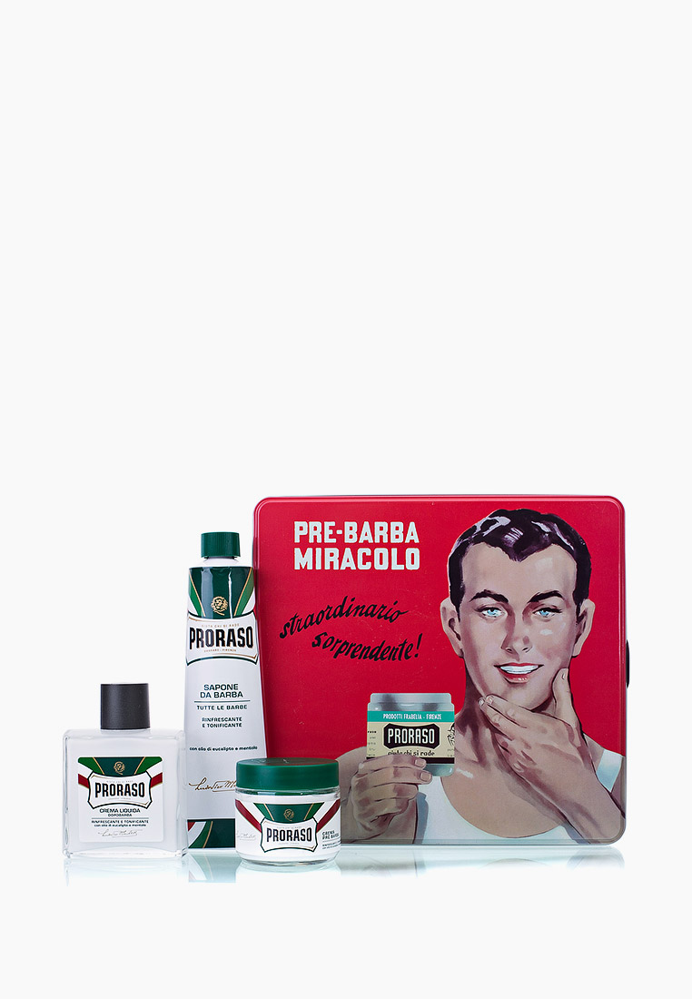 Набор для бритья Proraso GINO за 2 250 ₽. в интернет-магазине Lamoda.ru