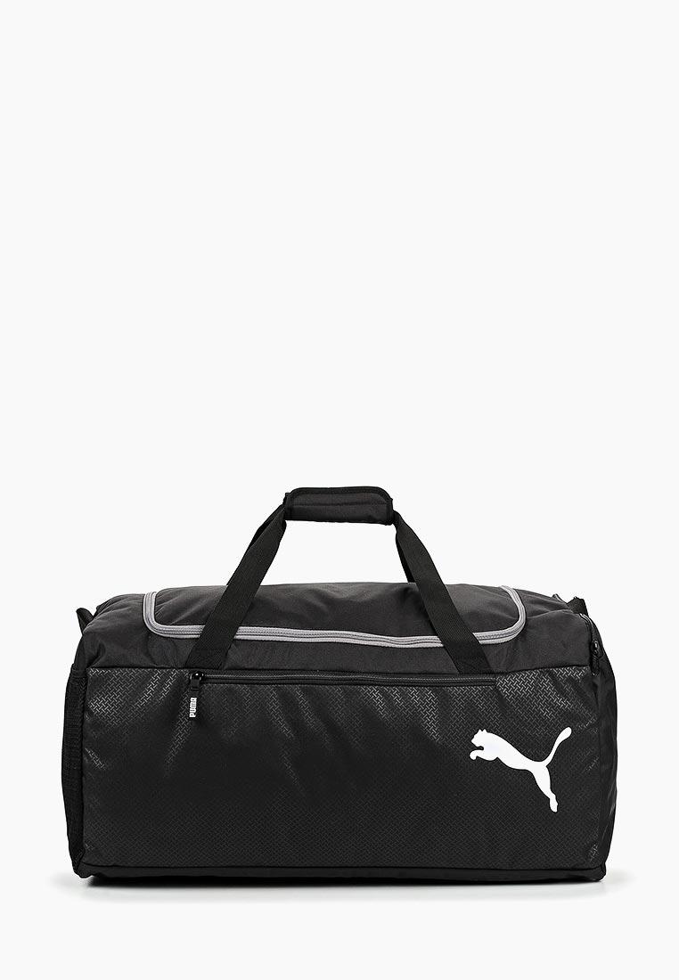 c745f77b8cb5 Сумка спортивная PUMA Fundamentals Sports Bag L купить за 2 960 руб ...