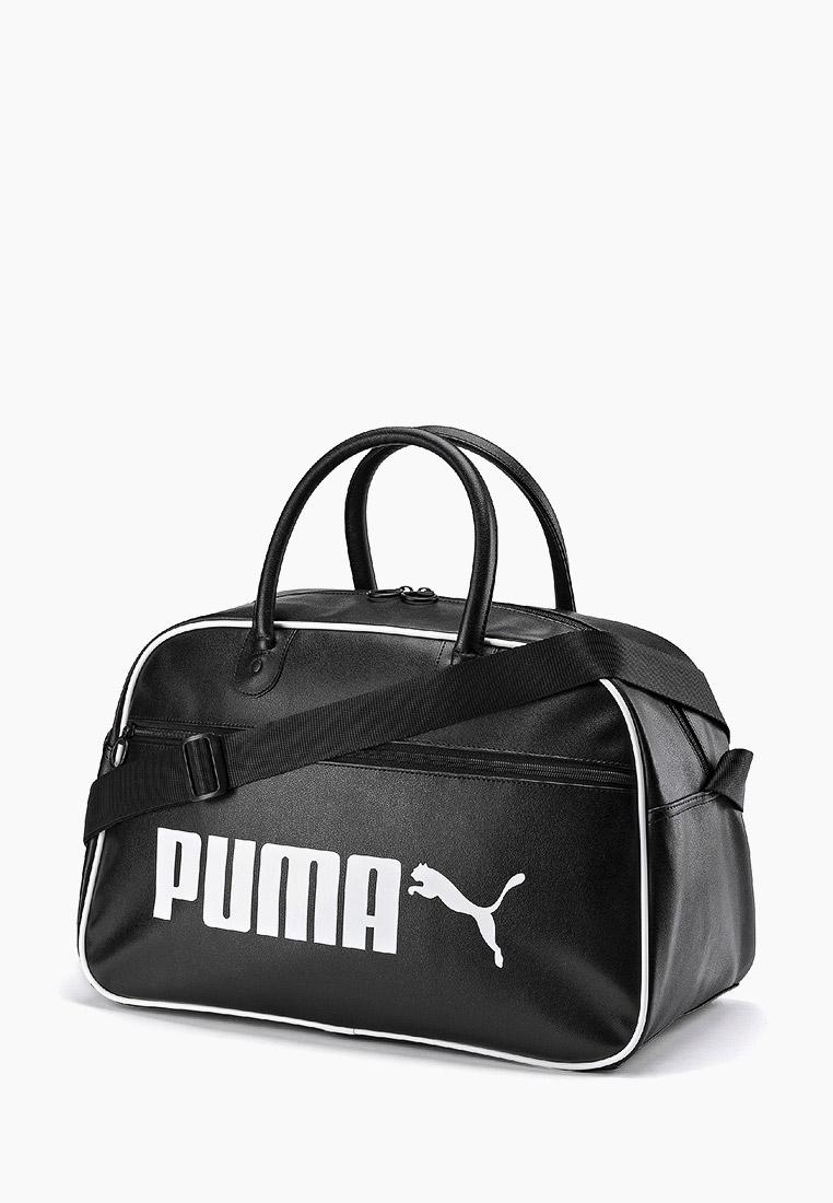 Сумка спортивная PUMA Campus Grip Bag Retro купить за в интернет-магазине Lamoda.ru