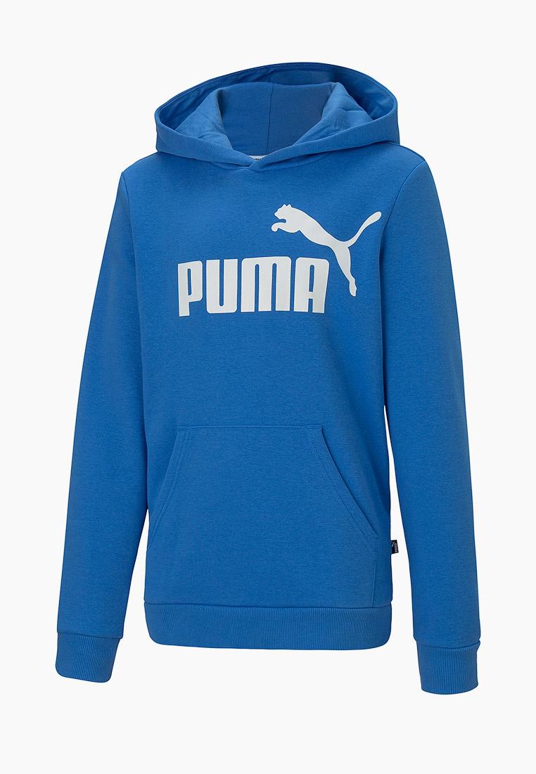 PUMA Худи ESS Logo Hoody FL B